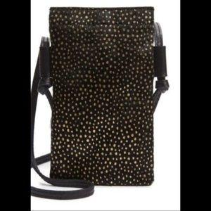 Madewell Smart Phone Leather Crossbody NWT